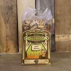 Axtschlag ąžuolo drožlės rūkymui