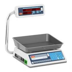 Svarstyklės TEL015BC1-B1 - Su kalibracijos sertifikatu   15 kg / 5 g