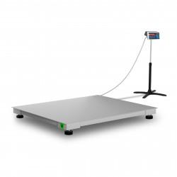 Platforminės svarstyklės su metrologine patikra 600 kg / 200 g