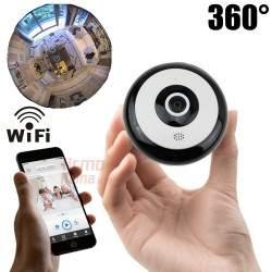 IP stebėjimo kamera VR360