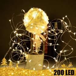 Vielinė 200 LED girlianda