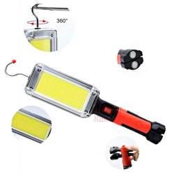 Įkraunamas darbinis LED prožektorius HEAVY-DUTY 20W