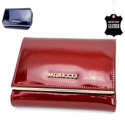 Moteriška odinė piniginė MORETTI BC1009