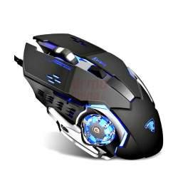 Žaidimų pelė X-LSWAB G3 Black