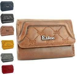 Moteriška odinė piniginė ESLEE F6237