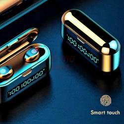 Bevielės Bluetooth ausinės TWS9