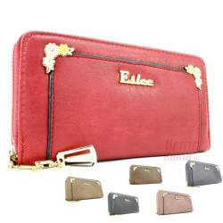 Moteriška odinė piniginė ESLEE F6100