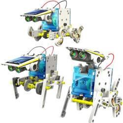 Konstruktorius Solar Robot  - 14 in1 robotas