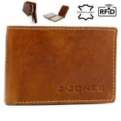 Vyriška odinė piniginė J.JONES 5331