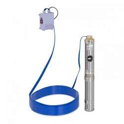 Giluminis siurblys - 6000 L / h - 370 W - nerūdijančio plieno