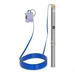 Giluminis siurblys - 550W - do 60 m - nerūdijančio plieno