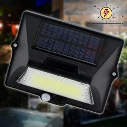 Šviestuvas su saulės baterija L30