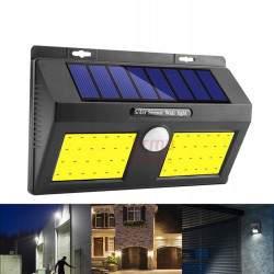 Šviestuvas su saulės baterija L40
