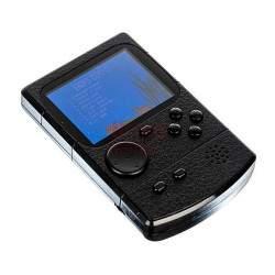 Retro klasikinis nešiojamas žaidimų kompiuteris 256 in 1