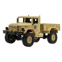 RC mašinėlė su pultu War Truck B-1 4WD 1:16