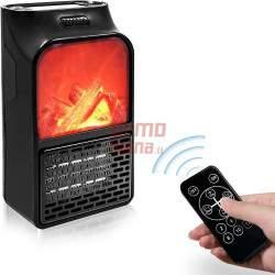 Elektrinis šildytuvas Handy Heater su liepsnos imitacija