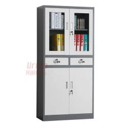 Metalinė biuro spinta su stalčiais 85x39x140 cm - 0210