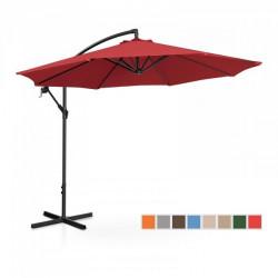 Pakabinamas sodo skėtis - 300 cm - kaštoninis