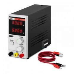 Laboratorinis maitinimo šaltinis - 150 W - 0-30 V - 0-5 A DC