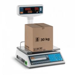 Svarstyklės TEL030B1D - Su kalibracijos sertifikatu   30 kg / 10 g