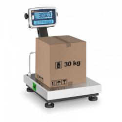 Platforminės Svarstyklės LCD035x04030 - Su kalibracijos sertifikatu | 30 kg