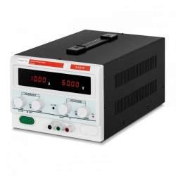 Laboratorinis maitinimo šaltinis - 600 W - 0-60 V - 0-10 A DC