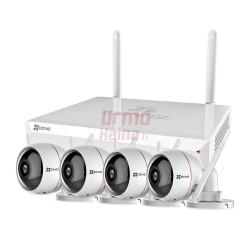 IP kamerų komplektas ezWireLess Kit
