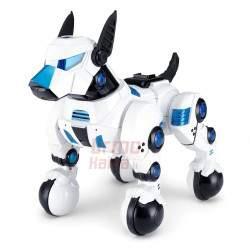 Nuotoliniu būdu valdomas robotas DOGO Rastar 1:14