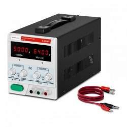 Laboratorinis maitinimo šaltinis - 320 W - 0-64 V - 0-5 A DC