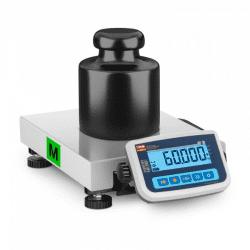 Platforminės Svarstyklės BEK+C030X040060-F-B1 - Su kalibracijos sertifikatu | 60 kg