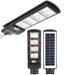 Gatvės šviestuvas SL300 su saulės baterija