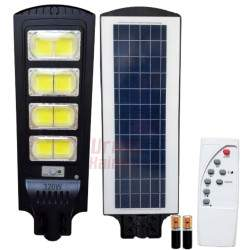 Gatvės šviestuvas SL500 su saulės baterija