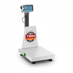 Platforminės svarstyklės C040X050150 - Su kalibracijos sertifikatu | 150 kg/50 g