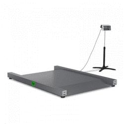 Platforminės svarstyklės AT1TA - Su kalibracijos sertifikatu |600 kg/200 g