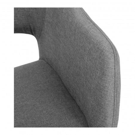 Krėslas, pilkas 42x47 cm STAR-CON-104