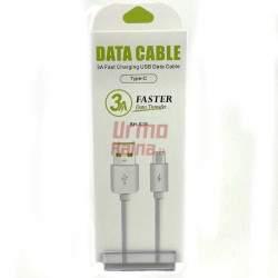 USB laidas TLC 09 Type-C