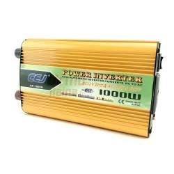 Inverteris CEJ DC12V į AC220V 1000W