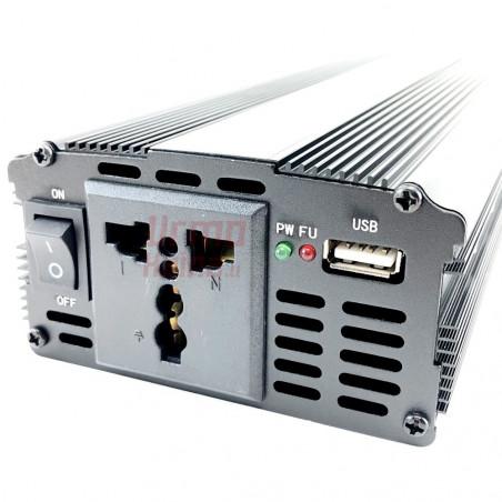 Inverteris CEJ DC12V į AC220V 1500W