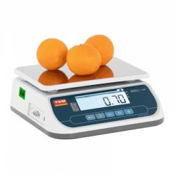 Prekybinės svarstyklės TSRP+LCD06T - Su kalibracijos sertifikatu   6 kg/2 g