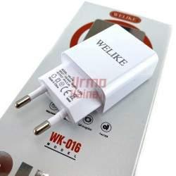 Įkroviklis WK16 2x USB