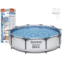 "Baseinas Bestway Steel Pro Max"", 305x76"