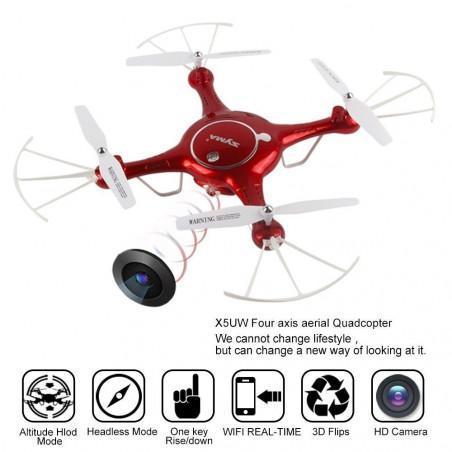 Dronas Syma X54HW su WiFi kamera