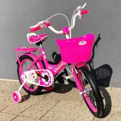 Vaikiškas dviratis BQ16 PINK