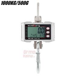 Kraninės svarstyklės Steinberg Systems SBS-KW-1000