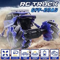 RC mašinėlė su pultu NQD DRIFT CLIMBER 4WD 1:16