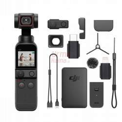 Vaizdo kamera DJI Pocket 2 Creator Combo
