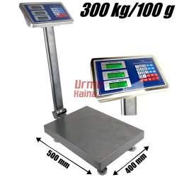 Platforminės svarstyklės 3001AMFM (300 kg, 50x40)