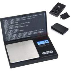 Graminės juvelyrinės svarstyklės 5501, 500-0,1g