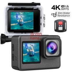 Veiksmo kamera Go Sport Pro 5 | 4K UltraHD WIFI