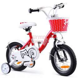 "Vaikiškas dviratis Royal Baby Chipmunk 14"""